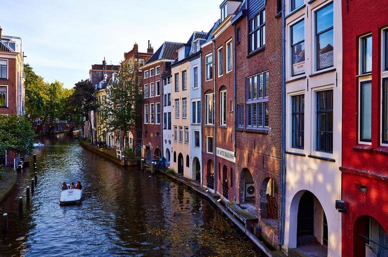 Gracht Segway Utrecht