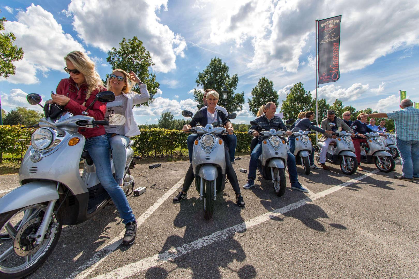 Segway Utrecht scooters
