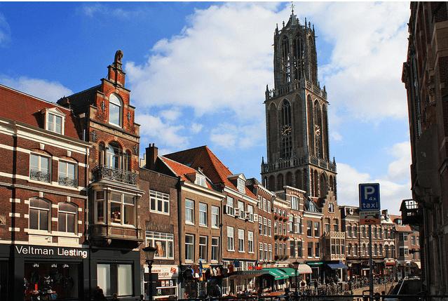 Segway Utrecht Dom